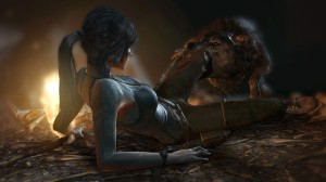 tomb raider survival attack