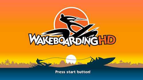wakebaording hd logo