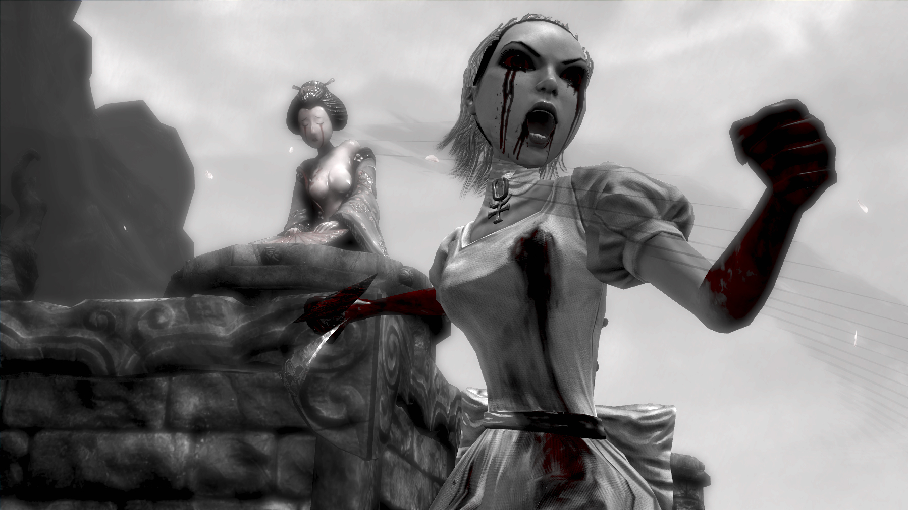 Uncharted 3 Multiplayer Alice: Madness Returns...